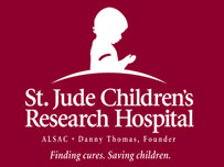 St Jude Children Research Hospital Logo