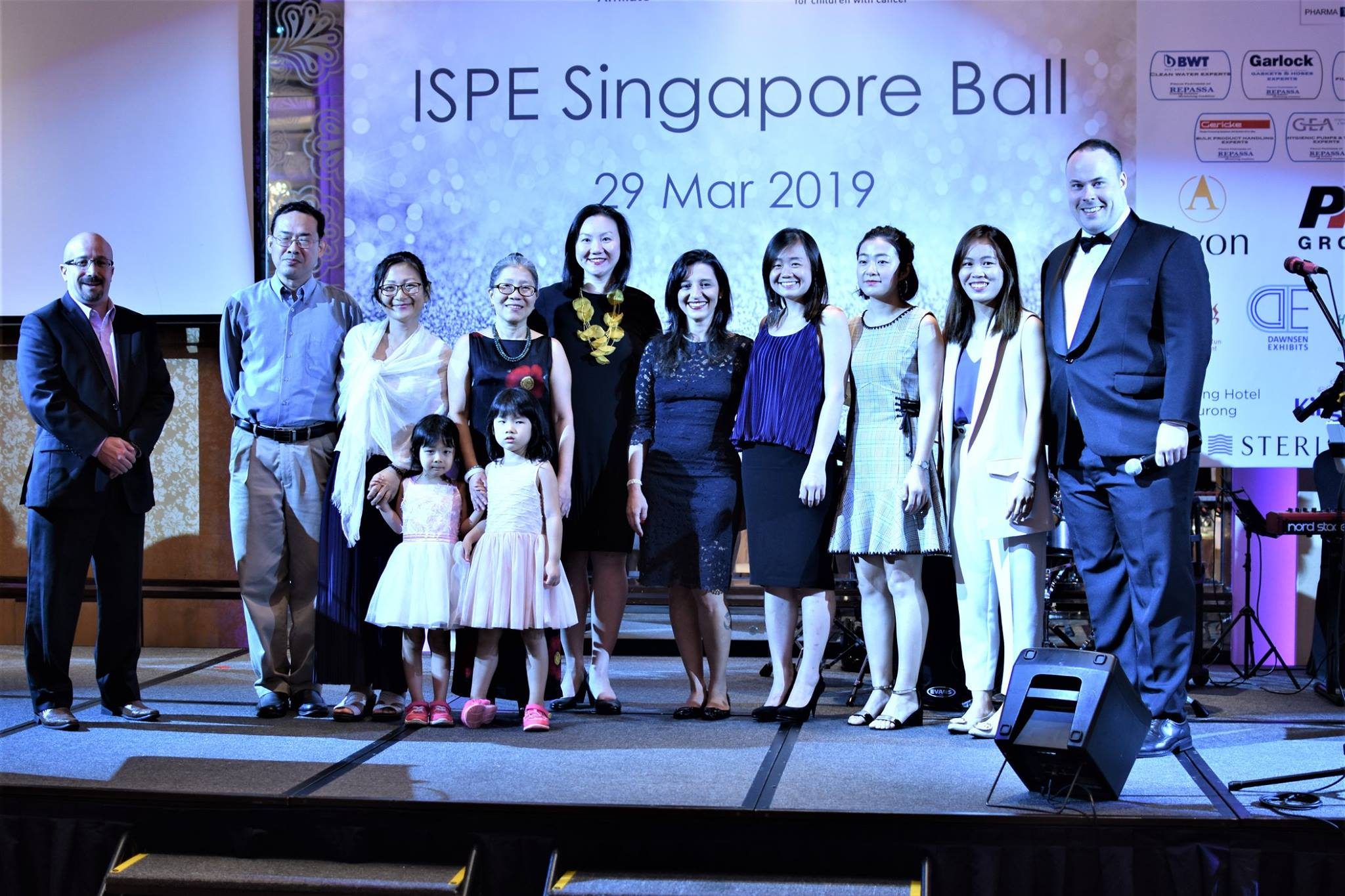 ISPE Singapore Ball in aid of VIVA